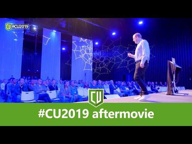 CAD & Company Universiteit 2019 aftermovie
