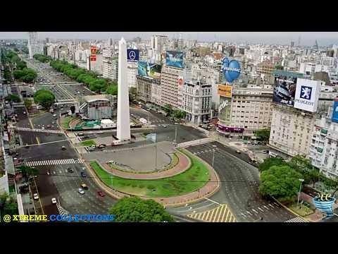 The Widest Street in the World   9 de Julio Avenue, Argentina