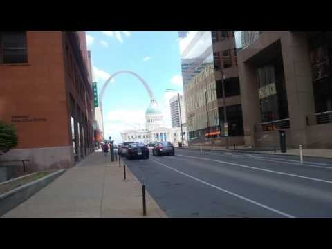 the arch St Louis Missouri