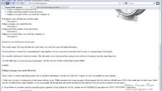 Курс HTML - Урок №7. Ссылки. Часть 1. (Евгений Попов)