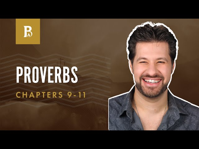 Living Wisely | Proverbs 9-11