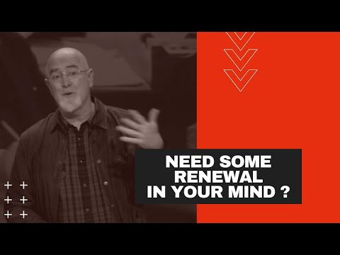 How to Renew Your Mind | Walk in the Word TV