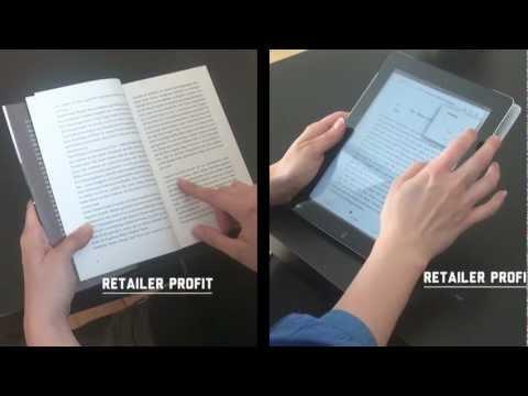 E-Book vs. Book