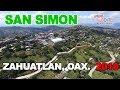 Video de San Simon Zahuatlan