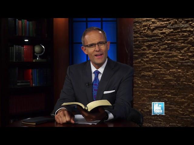 LET THE BIBLE SPEAK - The Unpardonable Sin