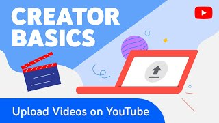 How To Upload Videos with YouTube Studio (Desktop)