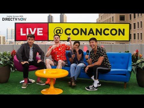 LIVE @ConanCon: Day Four