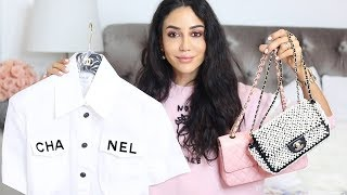 My Entire CHANEL Collection | Bags, Shoes, Clothes Etc | Tamara Kalinic