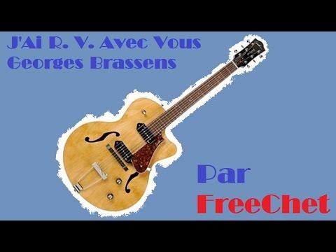 J'Ai Rendez-Vous Avec Vous - Georges Brassens