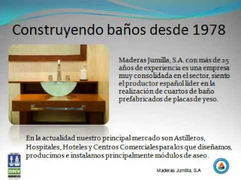 BAÑOS PREFABRICADOS.avi - YouTube