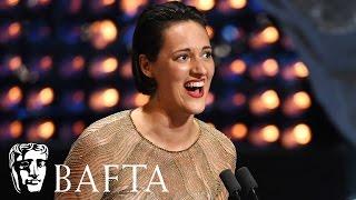 Phoebe Waller-Bridge wins Female Performance in a Comedy   BAFTA TV Awards 2017