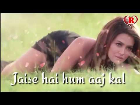 Wajah Tum Ho Romantic Love Song Lyrics Whatsapp Status Video