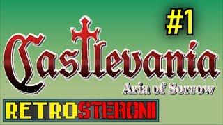 Castlevania: Aria of Sorrow: OSA 1 - Retrosteroni