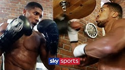 REVISITED! Anthony Joshua's training camp before his first world title fight 💪  Behind The Ropes