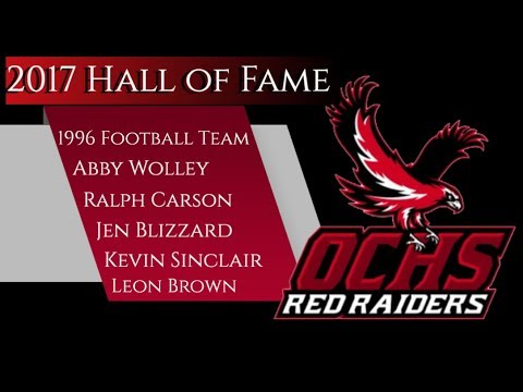 2017 Ocean City High School Hall of Fame