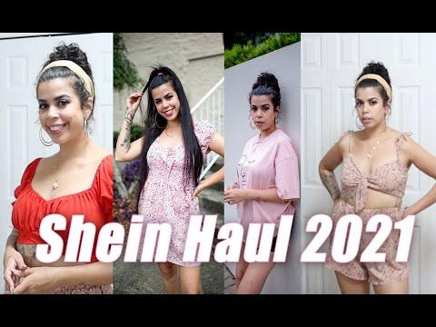 SHEIN FASHION HAUL | SHEIN TRY ON HAUL 2021