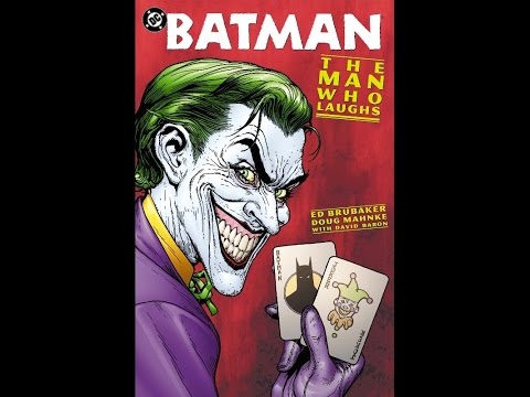 Batman: The Man Who Laughs Motion Comic & Audio Drama (Part 1)