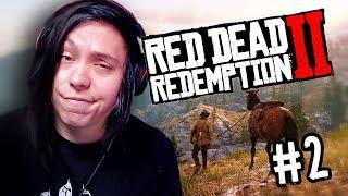 RBENCE A LEGJOBB LOVACSKA | Red Dead Redemption II - HUN - Part 2