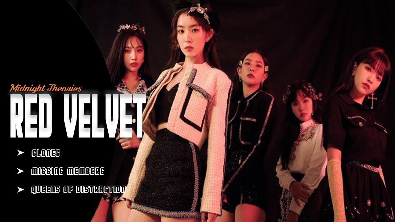 Download Red Velvet Queens Of Distraction || K-spiracies 🔮