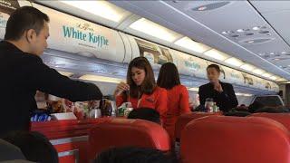 AIRASIA | FLIGHT REVIEW QZ7631 SURABAYA TO BANDUNG