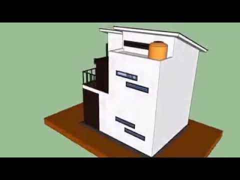 desain rumah minimalis lt 2 - youtube