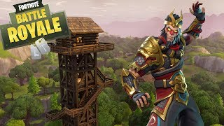 Fortnite | More WINNING Thank Charlie Sheen! You will get better watching this.