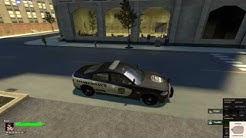 Живот в една игра! Тежкия ден на един полицай!