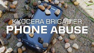 Phone Abuse Compilation - Kyocera Brigadier