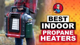 Best Indoor Propane Heaters | HVAC Training 101