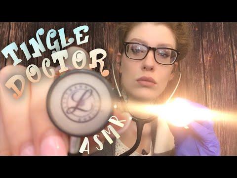 asmr-doctor-karuna-satori,-tingle-m.d,-tests-your-triggers
