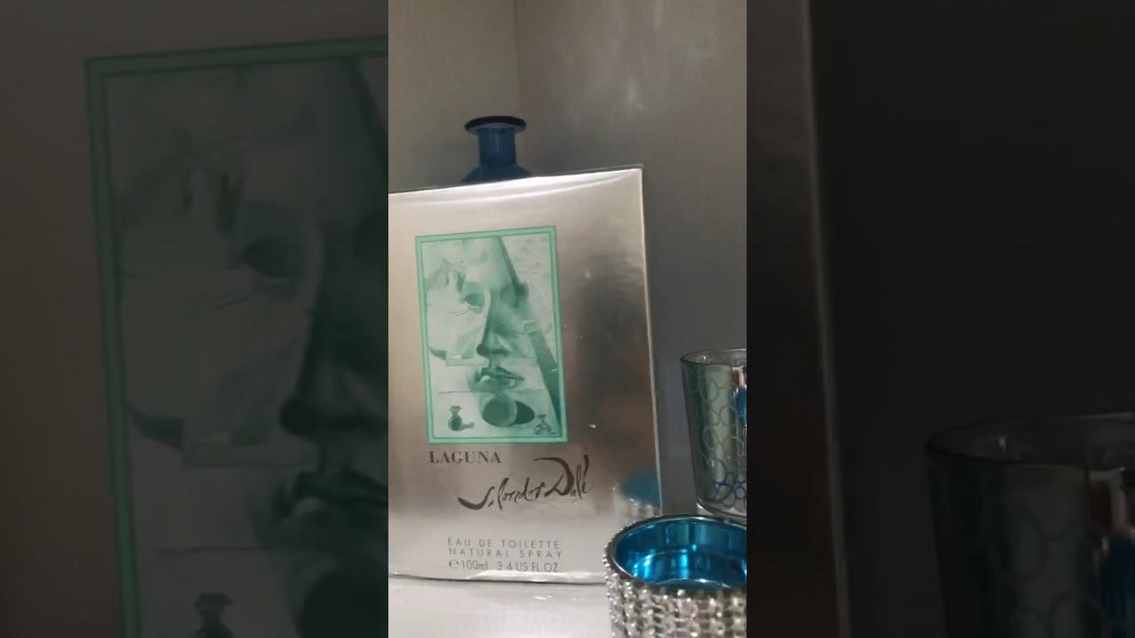 4c7ef51cd Perfume Laguna - Salvador Dalí - Rick Perfumes - YouTube