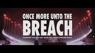 Once More Unto The Breach - 2018 New England Patriots Hype Film