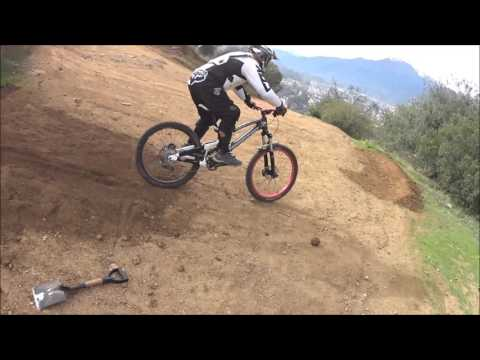 DOWNHILL / ENDURO TRAIL BUILDER CERRO LA BALLENA