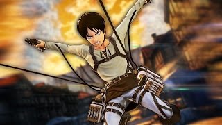 SWALLOWED WHOLE | Attack On Titan: Wings Of Freedom #2