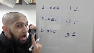 Nuraniyah - Letters of Madd (Stretch) - Part 1 - Imam Raza