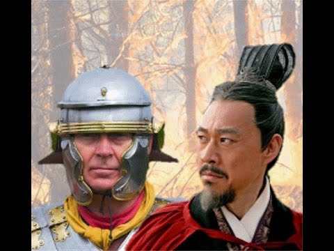 A Golden Age of China, Part I: Early Han Dynasty Emperors