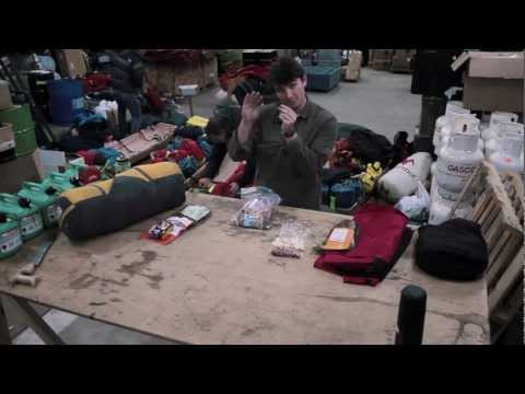 Antarctica Travel: Food Preparation