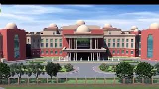 New building of the Legislative Assembly of Jharkhand