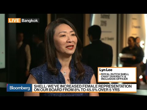 Royal Dutch Shell's Lee on Diversity and Inclusion in Asean