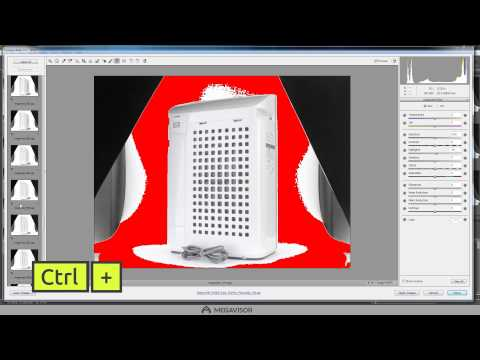 Пакетная обработка 3D фото 360 градусов в Adobe Camera Raw