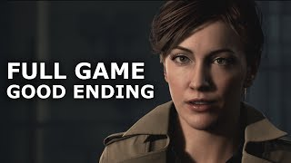 Hidden Agenda - Full Game Gameplay Walkthrough (With Good / Best Ending)