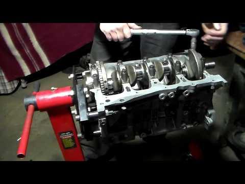 Ремонт двигателя Hyundai IX35 2.0 G4KD в Киеве (Теория ДВС)
