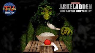 Askeladden som kappåt med trollet - Norske folkeeventyr