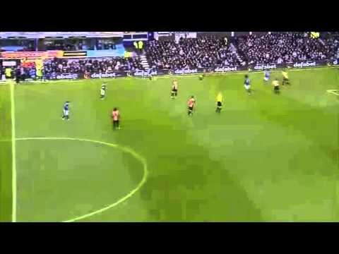 Leon Osman vs Sunderland