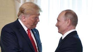 Пресс-конференция Путина и Трампа | Хельсинки | 16.07.18