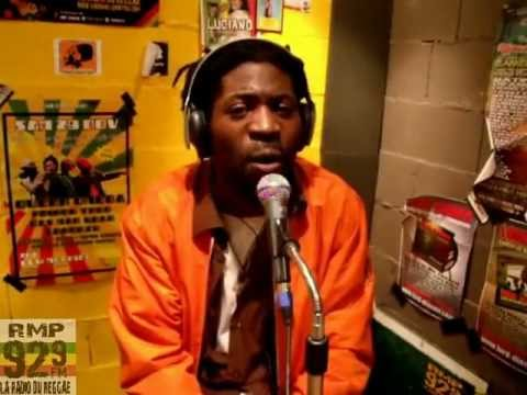 LB Congo Youth Live Listen My Soul on Radio Mille Pattes (RMP) 2012