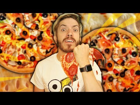The Great Pizza Escape | Wasted Pizza