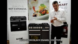 FALCON NEXUS 90cm Dual Fuel Range Cooker