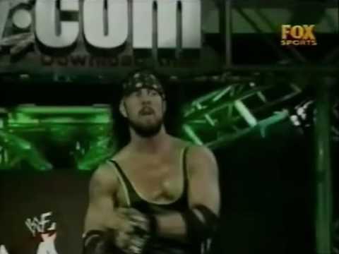 X-Pac Ring Entrance 1999