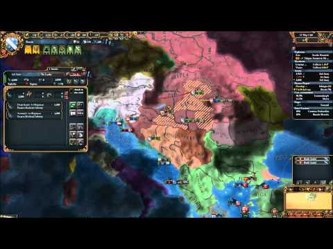 EU IV: Coptic Domination with ParadogsGamer 5 - Literally Hungary for Land